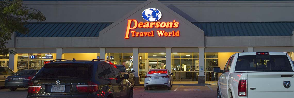Pearson's Travel World