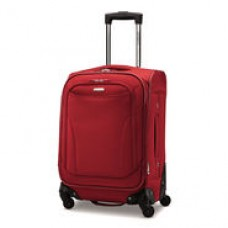 "SAMSONITE BARTLETT 20"" SPINNER RED"