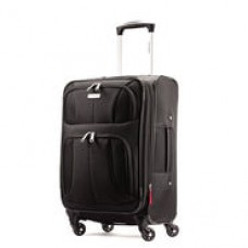 "SAMSONITE ASPIRE XLITE 20"" SPINNER BLACK"