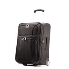 "SAMSONITE ASPIRE XLITE 21.5"" EXPANDABLE UPRIGHT BLACK"