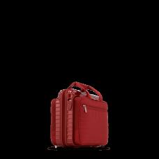 Rimowa briefcase Salsa Deluxe Hybrid 15.4inch Oriental Red